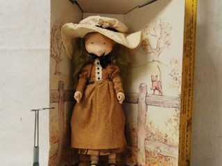 Vintage Holly Hobby Doll   In Original Box