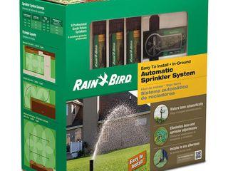 Rain Bird 32ETI Easy to Install In Ground Automatic Sprinkler System Kit