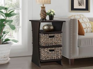 All In One Storage Side Table