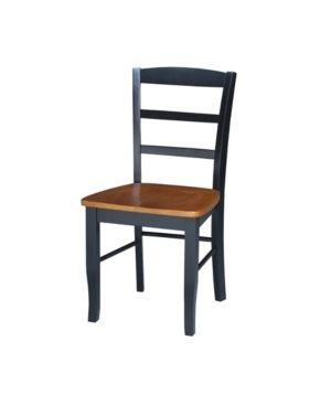 International Concepts Madrid ladderback Chairs   Set of 2