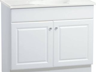 Project Source Vanity without Top or Faucet