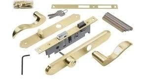 mortise levee lockset