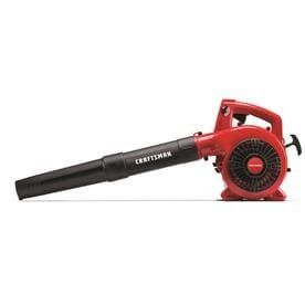 CRAFTSMAN CMXGAAMR25Bl 25 cc 2 cycle 200 MPH 430 CFM Medium duty Handheld Gas leaf Blower