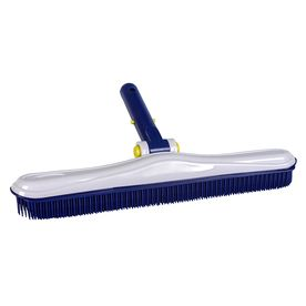 Aqua EZ 16 in Plastic Wall Pool Brush