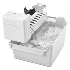 whirlpool ice maker and bin