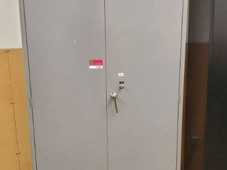 Metal Cabinet With Key