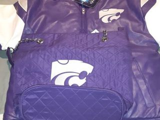 K State Jacket and K State Fashion Purse Tags still on Items
