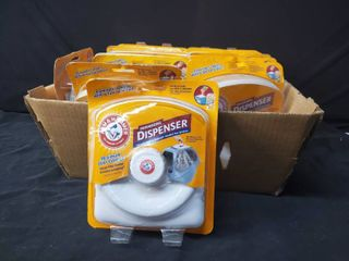 lot of 14 Arm and Hammer Deodorizing Dispenser