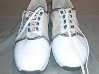 Women s Nike Air Golf Shoes White Size 8 5