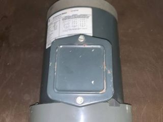 GE Commercial Motors A C Motor MOD 5K49PN2330 location 1B