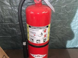 Amerex Fire Extinguisher location 1B