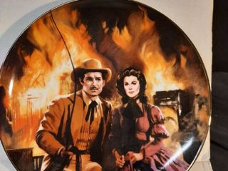 Gone with the Wind Collection Plate