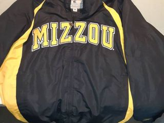 Mizzou Athletics Jacket Size Medium