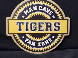 Man Cave Tiger Zone