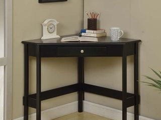 Contemporary Wood 1 drawer Corner Desk