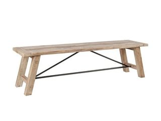 Sonoma Natural Dining Bench