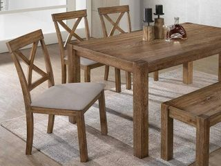 Driftwood 2 Pieces Dining Side Chairs