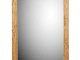 Natural Wooden Frame for mirror   light Brown  Retail 199 99