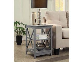 Cranesbill X base End Table