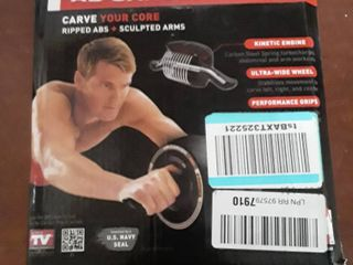 Perfect Fitness Ab Carver Pro   Black Red