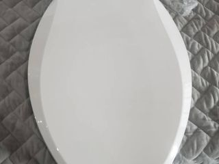 Kohler Cachet Quiet Closea with Grip Tight Elongated Toilet Seat  White