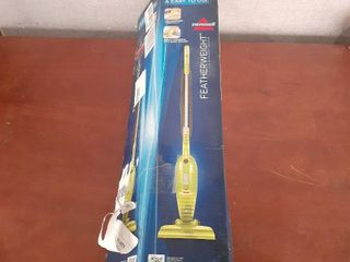 Bissell Featherweight Stick lightweight Bagless Vacuum With Crevice Tool  20336