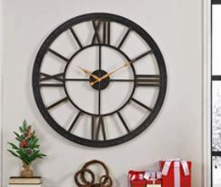 FirsTime   Co Big Time Wall Clock