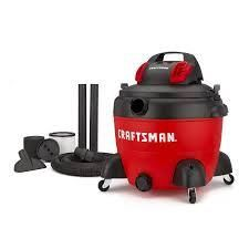 Craftsman 16 Gallon 5 Hp Portable Wet Dry Shop Vacuum Model Cmxevbcpc1650