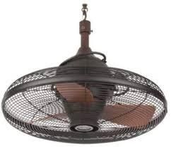allen   roth Valdosta 20 in Oil rubbed bronze Indoor Outdoor Downrod Mount Ceiling Fan  3 Blade