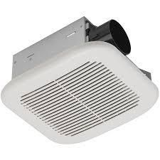 Utilitech 2 Sone 70 CFM White Bathroom Fan ENERGY STAR