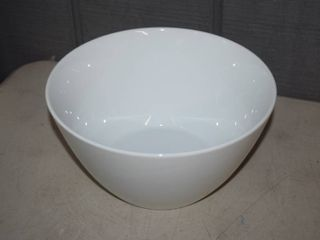 Fitz   Floyd Everyday White Deep Serving Bowl 9 1 4    5  deep