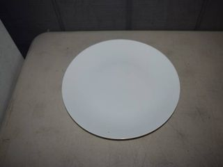 8 Fitz   Floyd Everyday White Dinner Plates