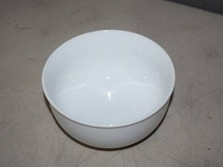6 Fitz   Floyd Everyday White Soup Cereal Bowls