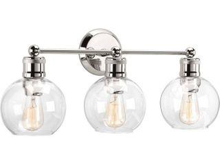Progress lighting Hansford Collection 3 light Vanity Fixture