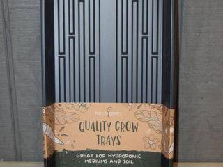 Handy Pantry 10  x 20  Grow Trays   10 Pack