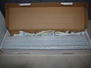 8 Pack Barrina lED Grow lights 24