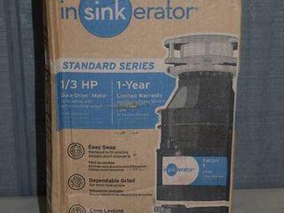 InSinkerator 1 3 hp Garbage Disposal