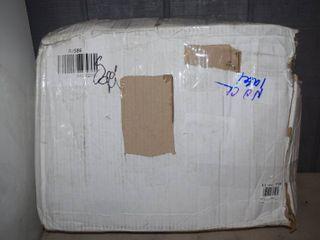 25 Pound Box Cloth Rags Sheeting   White