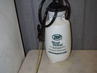 Zep Weed Defeat 2 Gallon Sprayer