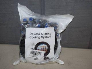 Deyard Misting Cooling System