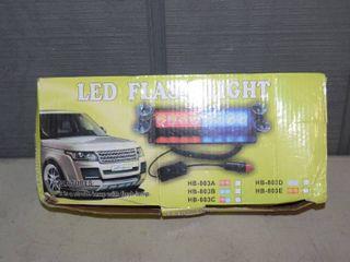 lED Flash light HB 803C