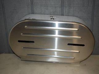 Stainless Steel Commercial Toilet Paper Dispenser