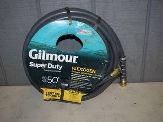Gilmour Super Duty Garden Hose 50 Feet