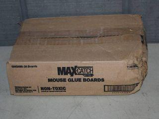 36 Max Catch Mouse Glue Boards Glue Traps