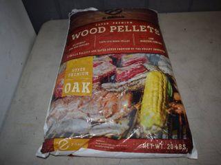 20 pounds Z Grills Oak Pellets