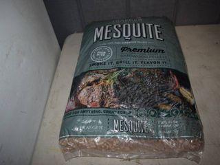 20 Pounds Traeger Mesquite Pellets