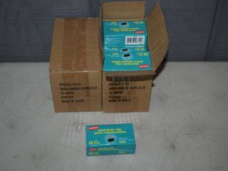 24 Boxes of 12 Binder Clips