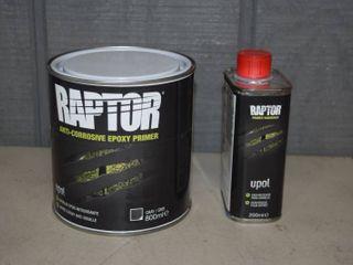 Raptor Anti Corrosive Epoxy Primer Kit