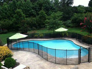 4  x 12  DIY Pool Fence