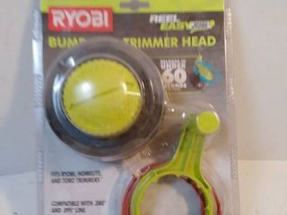 RYOBI Reel Easy Trimmer Head with Speed Winder